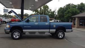 Used Truck Dealership OKC 2004 Dodge Ram 2500 Laramie Quad Cab Long ...