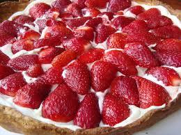 tarte aux fraises pate feuilletee tarte aux fraises toute simple juste un peu de mascarpone