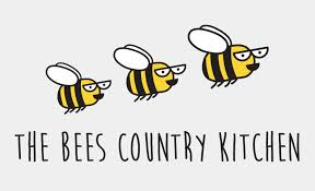 The Bees Country Kitchen Logo