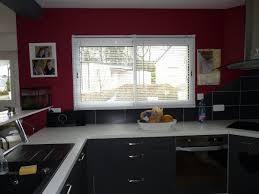 cuisine mur framboise mur framboise et gris simple juaurai aim partir sur un esprit mur