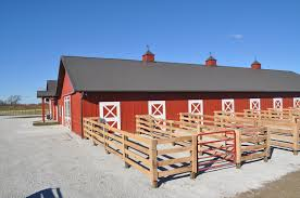 I Want Runs Like These On My Next Barn, But They Will Open Up Into ... Gambrel Roof Barn House Barn Plans Ranch Style And Horse Barns Amish Built Pa Nj Md Ny Jn Structures Best 25 Ideas On Pinterest Pole Sy Sheds Ontario Where Are Those Projects Today Dutch Door Using A Hollow Core A Private Stable Masters Builders Ontario Building Stalls 12 Tips For Your Dream Wick Kings Grant Farm Tower Chandelier Barnmaster Modular Custom Designed