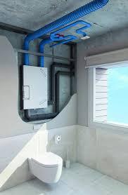 lüftung mit wärmerückgewinnung für mehrgeschosswohnbauten