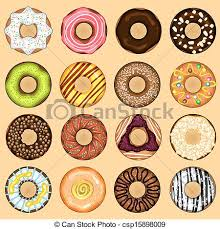 Donuts Collection Set csp