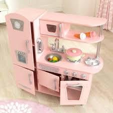 Kidkraft Pink Vintage Kitchen And Play 38 Retro Costco