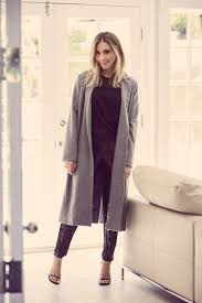 Cupcakes And Cashmere Top Similar Here Coat Sequined Pants