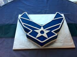 Awards And Decorations Air Force by Air Force Cupcakes Decorating Ideas Sculpted 3d United States