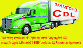 100 Truck Driving School San Antonio Driving School Texas CDL