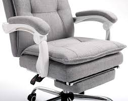 Executive Double Layer Padding Recline Desk Chair Office Chair With  Footrest, Grey Fabric Maharlika Office Chair Home Leather Designed Recling Swivel High Back Deco Alessio Chairs Executive Low Recliner The 14 Best Of 2019 Gear Patrol Teknik Ambassador Faux Cozy Desk For Exciting Room Happybuy With Footrest Pu Ergonomic Adjustable Armchair Computer Napping Double Layer Padding Recline Grey Fabric Office Chairs About The Most Wellknown Modern Cheap Find Us 38135 36 Offspecial Offer Computer Chair Home Headrest Staff Skin Comfort Boss High Back Recling Fniture Rotationin Racing Gaming