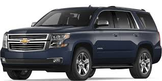 2019 Tahoe: Full-Size SUV - Avail. As 7 Or 8 Seater SUV