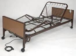 Washington DC Hospital Bed Rental Full Electric Hospital Bed For