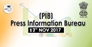 information bureau press information bureau pib analysis for upsc ias 17th