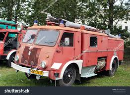 100 Fire Truck Manufacturing Companies Mragowo Poland July 13 2013 Stock Photo Edit Now 630923873