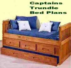 beds captain