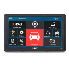 100 Gps Systems For Trucks Copy Of XGODY 715 BT 7 Inch Truck GPS Navigation Device