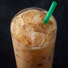 Iced Smoked Butterscotch Latte