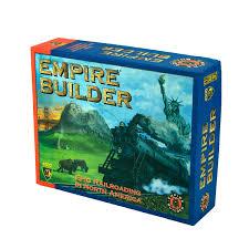 Empire Builder Board Game GamesSocial StudiesEmpire