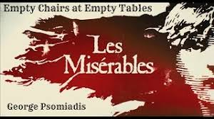 Empty Chairs At Empty Tables Karaoke by Les Miz Empty Chairs At Empty Tables Piano Voice Version By