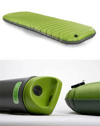 Clever Case for a Camping Air Mattress Core77