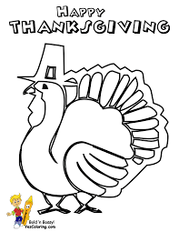 Enter To Thanksgiving Day Coloring At YesColoring