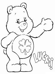 Care Bears Coloring Pages 1