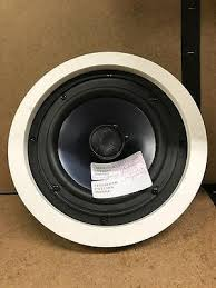 Polk Ceiling Speakers Ic60 by New Polk Audio Rc 60i In Ceiling Speaker Rc60i One Speaker 1