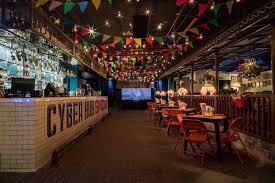 100 Design Studio 15 Gallery Of Cyber Hub Social Chromed 2