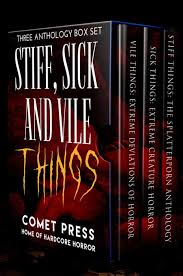 Stiff Sick And Vile Things Box Set Red Room Press