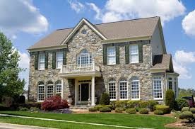 Colonial Homes by Windows For Colonial Style Homes Best Window Material Shape Styles