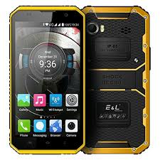 E & L Proofings W9 Best Rugged Android 6 0 Smartphone Wolf Rayet