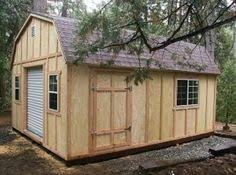 16x20 Gambrel Shed Plans by Gambrel Barn Shed Plans Truss Gusset Shed Plans Pinterest