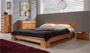 chambre bois massif contemporain lit en bois massif vinci chambre à coucher adulte mobilier en hêtre