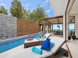 Villa Chi Samui At Lotus Samui Master Bedroom A Hotel Villa Chi Samui Villa Mae Nam Thailand