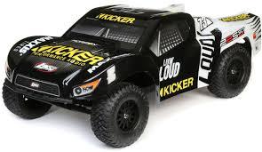 100 Losi Trucks 22S Kicker SCT RTR 110 2WD Short Course Truck 03022T2
