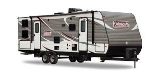 2011 Coleman Travel Trailer Floor Plans by Coleman Rv Models