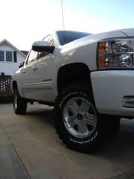 NNBS Leveling Kits and Tire Sizes Page 2 Chevy Truck Forum