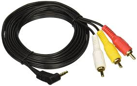 Amazon Cable Showcase 10A1 6 Feet Sony JVC 3 5 mm to 3
