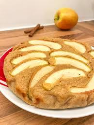 fitness apfelkuchen gesundes und saftiges rezept