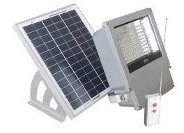 108 led outdoor waterproof solar wall mount flood light