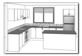 Kitchen Graceful L Shaped Kitchen Layouts Grand With Island