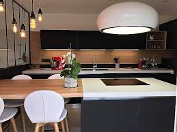 hotte de cuisine design lustre salle à manger leroy merlin awesome cuisine design avec hotte