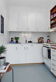 White Kitchen Design Ideas Pictures by 45 Creative Small Kitchen Design Ideas Digsdigs