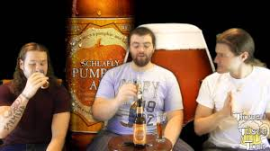 Whole Hog Pumpkin Ale by Schlafly Pumpkin Ale Beer Review Saint Louis Brewery Schlafly Tap