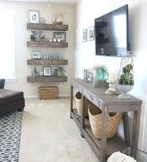 Living Room Furniture Amazing Rustic Farmhouse Style Design Ideas Small