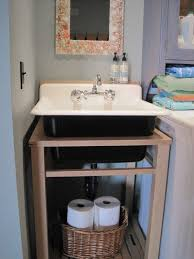 Burlap Utility Sink Skirt by Best 25 Beach Style Utility Sinks Ideas On Pinterest Small