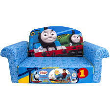 Thomas The Tank Engine Toddler Bed by Marshmallow 2 In 1 Flip Open Sofa Thomas U0026 Friends Walmart Com