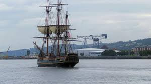 Hms Bounty Sinking 2012 by Hms Bounty Replica Sinks In Storm Abc13 Com