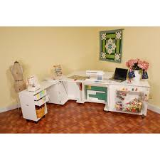 horn sewing cabinets spotlight kangaroo aussie sewing table by arrow hayneedle best home