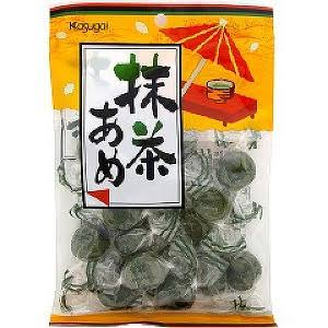 Kasugai Matcha Candy - Green Tea, 135g