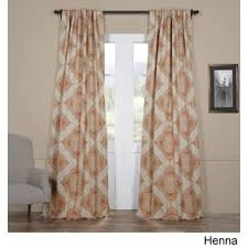 Moroccan Lattice Curtain Panels by 108 Inches Curtains U0026 Drapes For Less Overstock Com
