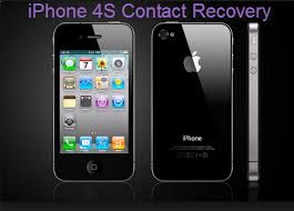 iPhone 4S Contact Recovery – Retrieve Deleted Lost Contacts from